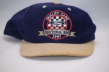 Retro 1997 Quality Care Ford Racing Daytona 500 #88 Dale Jarrett Truckers Hat