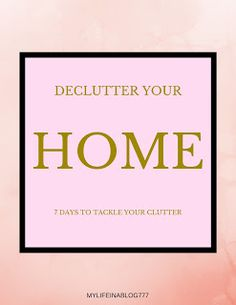 We can all get a little messy sometimes and unorganized, its life. Sometimes you just get unorganized from work, school, kids, whatever it might be it happens to everyone all the time. Honestly it can even happen to the cleanest most organized person on the planet sometimes! Here are some of my favorite tips to help you declutter your home. Also, this post includes my FREE decluttering workbook to make the process ten times easier for you!