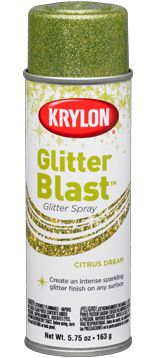 Glitter Blast™    Taking glitter to the next dimension. A uniquely intense, sparkling glitter finish so it's easy to get an irresistible look on almost any surface.