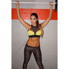 Nikki Bella @thenikkibella GQ.com video shoo...Instagram photo | Websta (Webstagram)