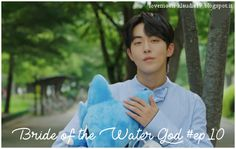 Love Moon ♥ My Blog: [SUBITA] Bride of the Water God #ep.10#Bride_of_the_Water_God #Subita