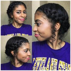 When it comes to our hair, many people neglect care. This might be because hair care can be a challenge. In the article below, you will be present with excellent advice that shows you how to properly manage your hair. You can't have healthier hair if your My Hairstyle, Box Braids Hairstyles, Protective Hairstyles, Hairstyles 2016, African Hairstyles, Protective Styles, Wedding Hairstyles, Natural Hair Tips, Natural Hair Inspiration