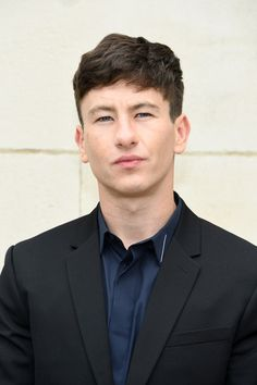 Barry Keoghan Photos - Barry Keoghan attends the Dior Homme Menswear Spring/Summer 2018 show as part of Paris Fashion Week on June 24, 2017 in Paris, France. - Dior Homme : Front Row - Paris Fashion Week - Menswear Spring/Summer 2018