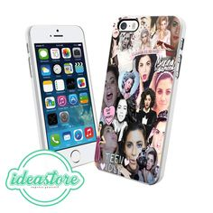 Marina and the Diamonds collage  Design for iPhone 4, 4S, 5, 5C, 5S, iPod Touch 5, And Samsung Galaxy S3, S4, S5, Note 3 Case