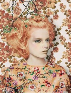 Garjan Atwood, Vogue Italia