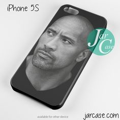 Dwayne The rock Johnson Phone case for iPhone 4/4s/5/5c/5s/6/6 plus