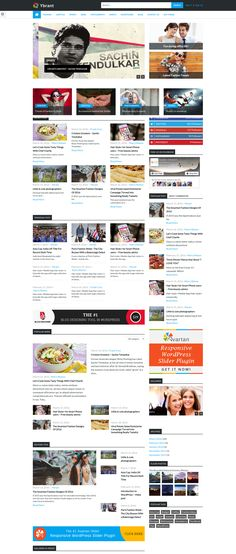 Ybrant is the modern premium WordPress theme created for a magazine, news and newspaper related website. It is designed with a completely responsive layout and available as fully widgetized pages. #NewsAndMagazine #Magazine #News #WordPressTheme #Ybrant