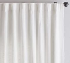 Shop Pottery Barn for expertly crafted linen curtains and window panels. Find quality linen drapes in solid colors or patterns and dress up your windows in style. Grey Blackout Curtains, Sheer Linen Curtains, Neutral Curtains, Room Darkening Curtains, Grommet Curtains, White Curtains, Drapes Curtains, Bedroom Curtains, Bed Linen