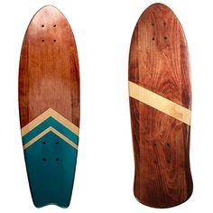 The Daily Skate Board | 2 Skateboards highlight everyday — Skate decks by splntrwoods