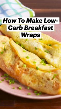 Breakfast Wraps, Low Carb Breakfast, Breakfast Dishes, Mexican Breakfast Recipes, Easy To Cook Recipes, Low Carb Recipes, Easy Meals, Cooking Recipes, Healthy Recipes