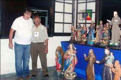 Arte sacra , artesanato do Vale do Ribeira   http://www.ovaledoribeira.com.br/
