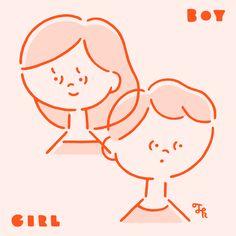 Boy / Girl - Takashi Kuno