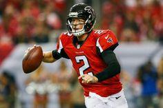 Matt Ryan, Atlanta Falcons