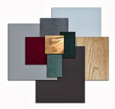 A moodboard is always an inspiration to interior design! Colour Pallete, Colour Schemes, Tapete Gold, Mood Board Interior, Mood Colors, Warm Colours, Material Board, Colour Board, Colorful Interiors