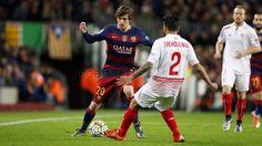 FC Barcelona - Sevilla FC (2-1) | FC Barcelona