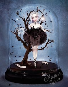 Natalie Shau - 2006-2008 illustration