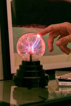 Shop Ionosphere Electromagnetic Wave Generator Lamp at Urban Outfitters today. We carry all the latest styles, colors and brands for you to choose from right here.