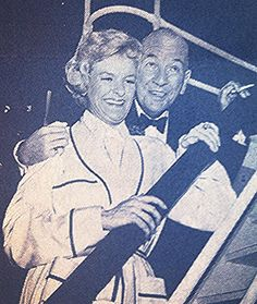 "https://flic.kr/p/oBK1wa | Luigi Speranza -- NOEL COWARD and ELAINE STRITCH in ""Sail Away: a musical comedy"". | Luigi Speranza -- New England Coast Line"