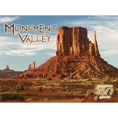 Monument Valley Wall Calendar: Majestic views of famous vistas and rock formations from Monument Valley are portrayed in this twelve-month calendar. The large format of this calendar has plenty of room to record personal notes, appointments and more.  Our Price $10.99   http://www.calendars.com/National-Parks/Monument-Valley-2013-Wall-Calendar/prod201300004156/?categoryId=cat00731=cat00731#