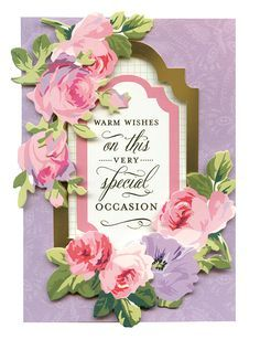 Anna Griffin Cards on Pinterest | Anna Griffin, Anna Griffin Inc ...