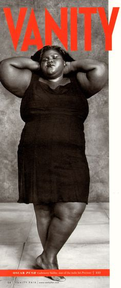 Gabourey Sidibe In Vanity Fair And Hapar's Bazaar - Celebrities - Nigeria