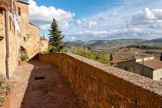 Vieni a Pienza e scopri i magnifici paesaggi delle colline toscane