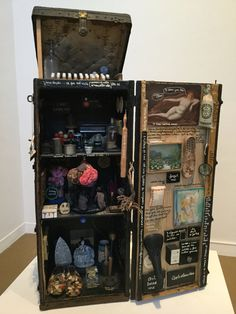 In the spirit of fluxus, Ben Vautier Fluxus, Lost & Found, Paris, Arcade Games, Landline Phone, Objects, Display, Sculpture, Storage
