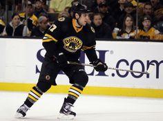 Milan Lucic/ Bostons Bruins player