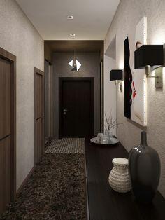 Mały przedpokój, wąski przedpokój, jak urządzić mały przedpokój, korytarz, aranżacja korytarza. Zobacz więcej na: https://www.homify.pl/katalogi-inspiracji/16275/jak-urzadzic-maly-i-waski-przedpokoj