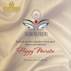 This Navratri let's flaunt our ethnicity and feel pride in our rich traditions. Grace Studio wishes everyone a very happy Navratri. . . . . . #GraceStudio #navratri #navratri2019 #navratriwishes #fashion #ethnicity #traditions #happynavratri #designercollection #haneetsingh #celebritydesigner