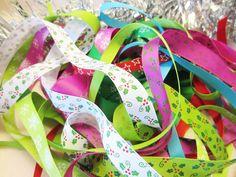 seamstar.co.uk - Christmas Ribbons - Fabric, Haberdashery, Ribbons, Felt, Trimmings - Cutting Edge Craft Products from Seamstar - Christmas Ribbon Bundle - Grosgrain Pack (Save 15%!)