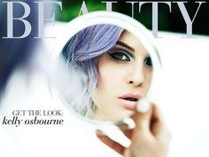 Get Kelly Osbourne's Beauty Look