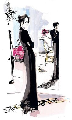 David Downton — Portraits