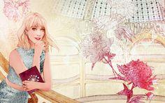 Elodie | Moda Illustrator, París
