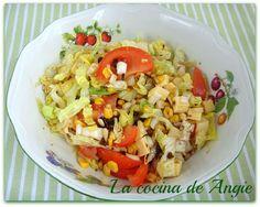 La cocina de Angie: ENSALADA CARLOS NOCEDA