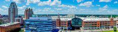 Providence Skyline83 by MDBabbidge