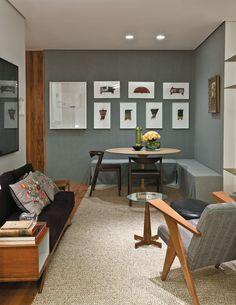 15 salas coloridas de Casa Cor 2011 - Casa