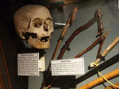Day 5 : Boscastle - museum of witchcraft, via Flickr.