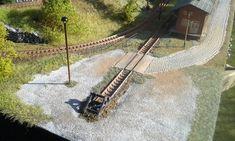 Kompakte Anlagen in Spur N - Kulissenanlage - Update vor der Sommerpause - Stummis Modellbahnforum