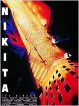 Nikita, 1990  Director : Luc Besson  Writter :   With Anne Parillaud, Tchéky Karyo, Jean-Hugues Anglade, Jeanne Moreau, Jean Réno...  #Movie #Nikita #Besson