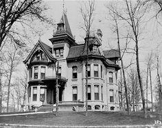 The Alexander Syme House