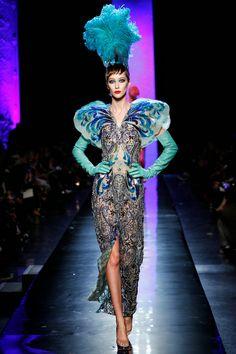 Nick Verreos: RUNWAY REPORT.....Paris Haute Couture Fashion Week: Jean Paul Gaultier Haute Couture Spring/Summer 2014, Pics + Runway Video
