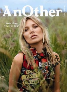 Kate Moss AnOther Magazine | Issue 27