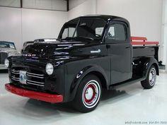 DANIEL SCHMITT & CO CLASSIC CAR GALLERY PRESENTS: 1951 FARGO PICK UP TRUCK