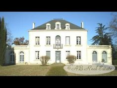 AB Real Estate France: Superb 19th century Manor house for Sale in Carcassonne area