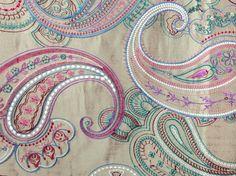 Buy Voyage JAIPUR/DAMSON Jaipur Fabric | Highlands | Fashion Interiors