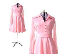 r e s e r v e d vintage 1960s dress / 60s dress by RococoVintage