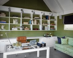 Home Office Office Design, Pictures, Remodel, Decor and Ideas - page 16