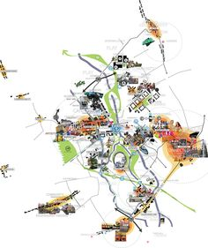 Visuals - Legacy Masterplan Framework - Projects - KCAP