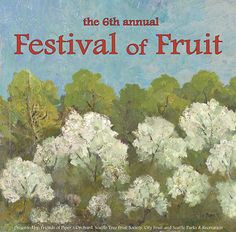 Enjoy Piper's Orchard, a historical grove of fruit trees in Carkeek Park at the 6th annual Festival of Fruit. Sept 15, 2012.